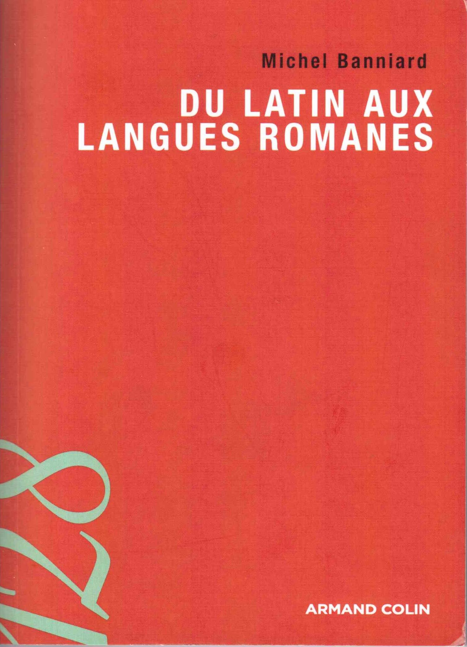 LatinLanguesRomanes